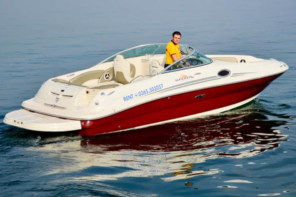 Sea Ray 240 Sun Deck