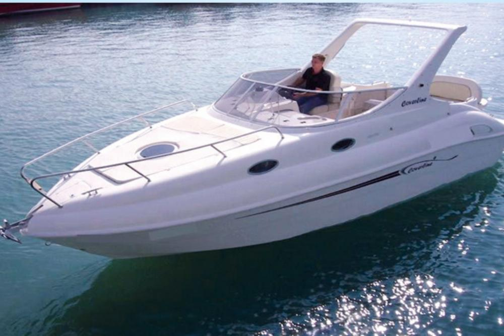 Coverline 830 Cabin – SOLD